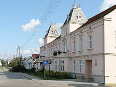 Budynek Urzędu Gminy w Drawsku