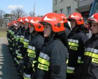 Ćwiczenia strażaków! Komunikat!
