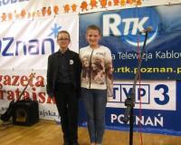Uczniowie SP w Chełście na XXIX Konkursie Gwary Poznańskiej