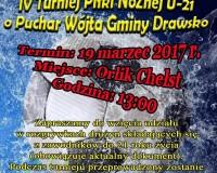 IV Turniej Piłki Nożnej U-21 o Puchar Wójta