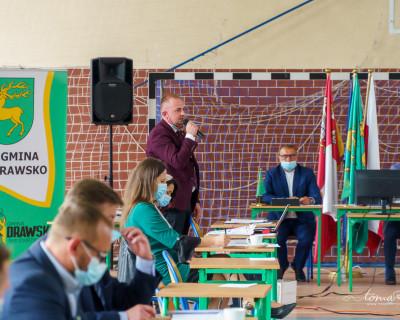 XXVIII zwyczajna sesja Rady Gminy Drawsko