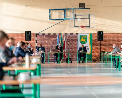 XXVII zwyczajna sesja Rady Gminy Drawsko