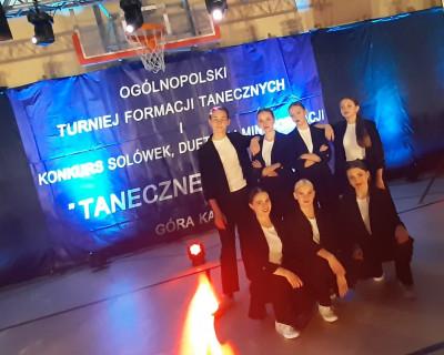 Kolejny sukces taneczny młodzieży z naszego powiatu i gminy -)