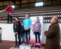 Sukcesy sportowe Aleksandry Roszak-)