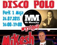 Biesiada disco polo w Trzciance