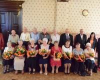 50-lecia Pożycia Małżeńskiego z terenu Gminy
