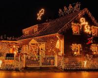 Konkurs na Bożonarodzeniową Dekorację Świąteczną domu, sołectwa rozstrzygnięty