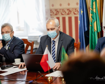 XXXII sesja Rady Gminy Drawsko - 27.10.2021 r.