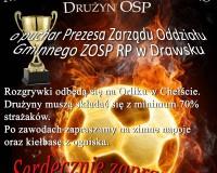 Mistrzostwa Gminy Drawsko Drużyn OSP