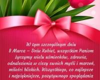 Z najlepszymi życzeniami dla wszystkich Kobiet!