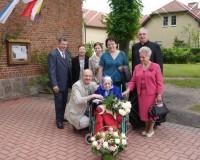 100 urodziny p. Marty Grześkowiak