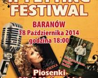 II Fetting Festiwal - Baranów 18 października