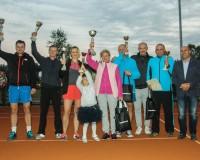 II Otwarte Mistrzostwa Gminy Drawsko w singlu kobiet i III Otwarte Mistrzostwa Gminy Drawsko w deblu mężczyzn
