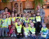 Wizyta  przedszkolaków w drawskim urzędzie!