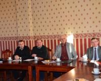 Noworoczne spotkanie sołtysów