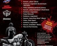 MOTO  PIKNIK - 27 maja - sobota - amfiteatr Drawsko!