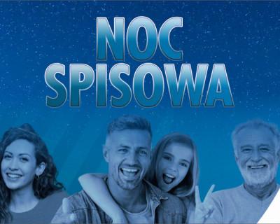 NOC SPISOWA w Gminie Drawsko!!!