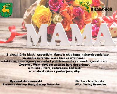 26 maja - Dzień Matki !